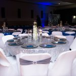 Glitzy 50th Birthday - A Party Hall, Miami, Florida